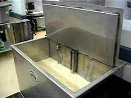 Dip Tank Washer