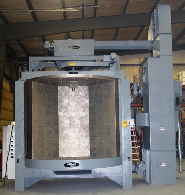 Dual Chamber on Pangborn Dust Collectors Industrial