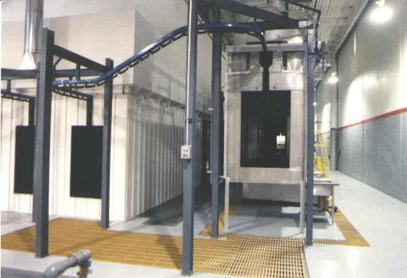 Ge Mexico Washer on Pangborn Dust Collectors Industrial