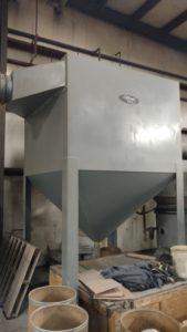 11,000 CFM Abrasive