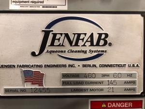 JENFAB 3 Stage Pass-Thru Parts Washer Belt