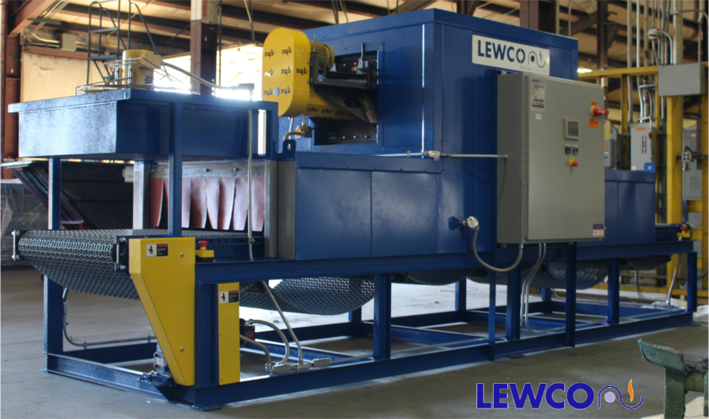 Lewco Industrial Ovens Blast Amp Wash Systems