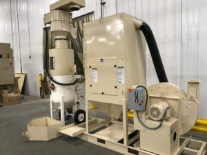 Empire PRS-6S with Schmidt 6 CU FT Pressure Pot