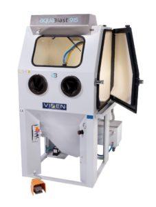 Vixen Aquablast 915 Wet Blast Cabinet