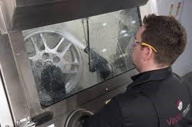 Wheel Wet Blast System 2