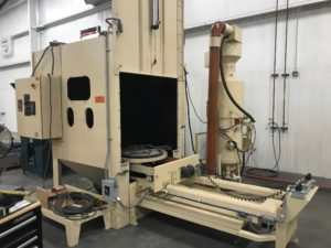 Rebuilt 6060 Robotic Turntable System