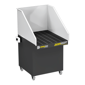 Mini-DD Mobile Downdraft Table WGD | 1200 CFM