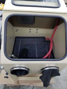 VH650 Inside