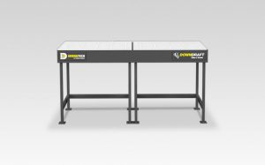 3' X 6' Ducted Downdraft Table