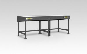 3' X 8' Ducted Downdraft Table